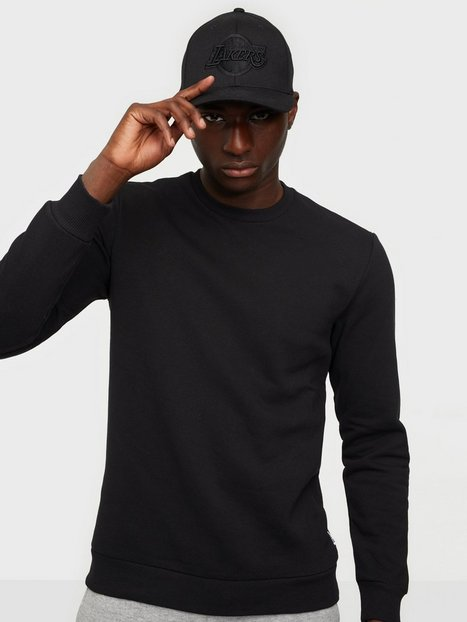 Only & Sons Onsceres Life Crew Neck Noos Trøjer Black