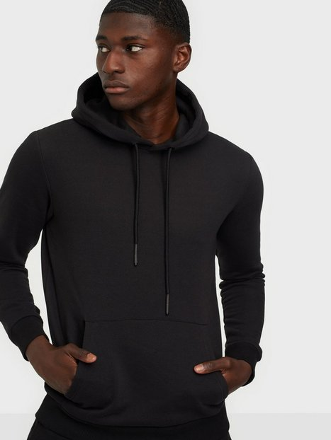 Only & Sons Onsceres Life Hoodie Sweat Noos Trøjer Black