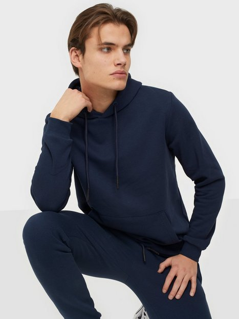 Only & Sons Onsceres Life Hoodie Sweat Noos Trøjer Dress Blues
