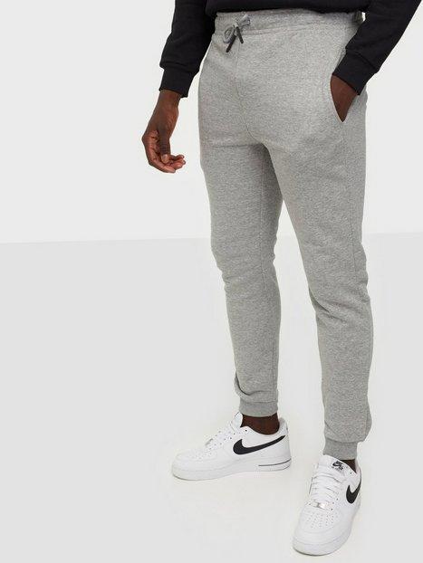 Only & Sons Onsceres Life Sweat Pants Noos Bukser Light Grey Melange