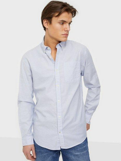 Jack & Jones Jjeoxford Shirt L/S S21 Noos Skjorter Infinity Slim Fit