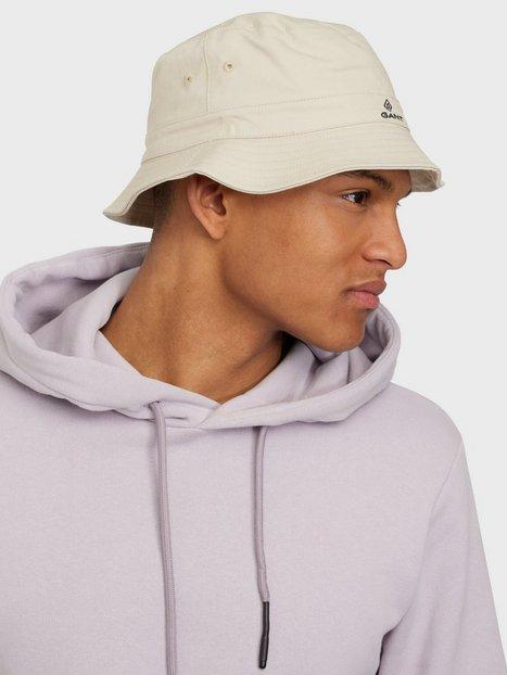 Gant D1. Bucket Hat Hatte Putty