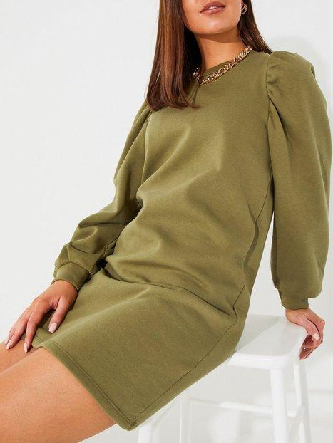 Pieces Pcjassi Ls Dress D2D Loose fit dresses