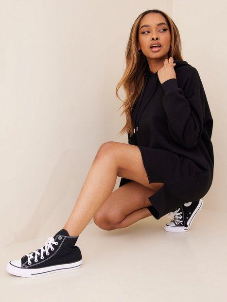 Pieces Pcchilli Ls Sweat Dress D2D Sweatshirts