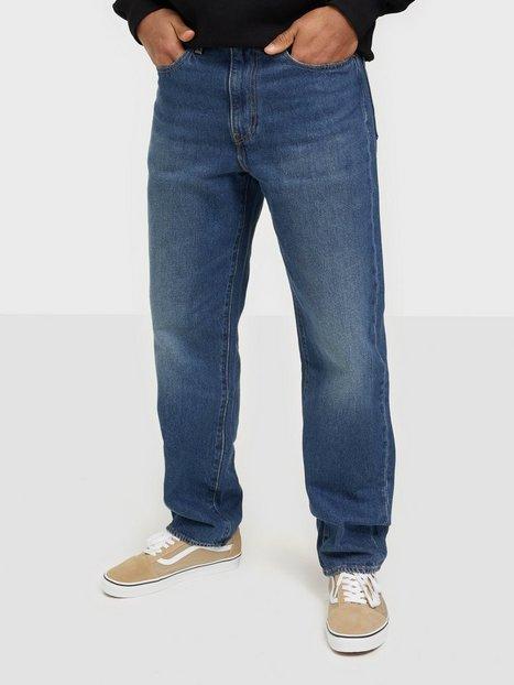 Levis Stay Loose Denim Eyed Hook Jeans Indigo