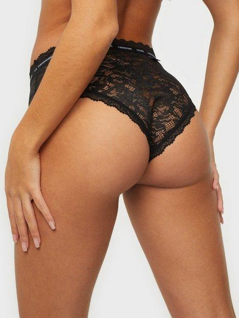 Calvin Klein Underwear High Waist Tanga Briefs