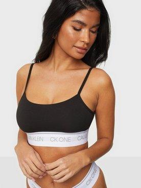 Calvin Klein Underwear Unlined Bralette Bandeau & Soft-Bra
