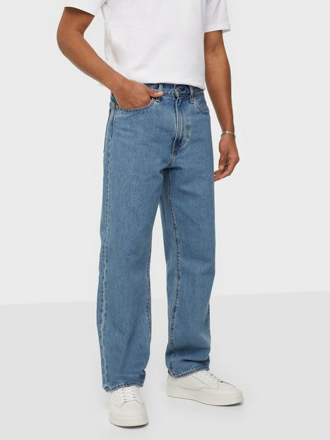Levis Stay Loose Denim Hang Loosen U Jeans Indigo