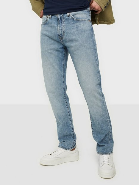 Levis 502 Taper Now and Never Jeans Indigo
