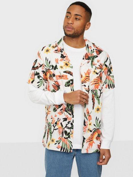 Levis Cubano Shirt Skjorter Neutral