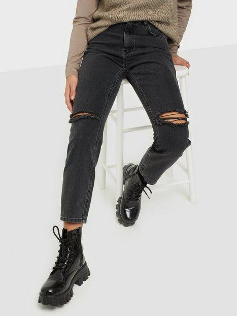 Noisy May Nmisabel Hw Mom Jeans KI064DG Bg S