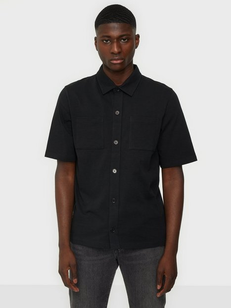 Redefined Rebel RRMarcus Shirt Skjorter Black