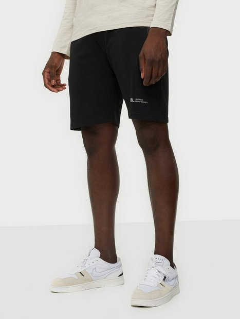 Redefined Rebel RRTheodore Shorts Shorts Black