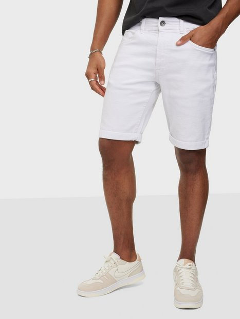 Redefined Rebel RRCopenhagen Shorts Shorts White