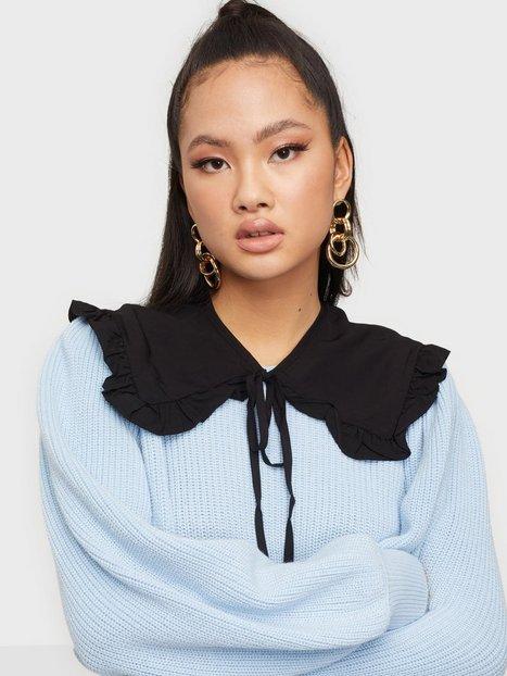 Vero Moda Vmnohr Collar Tørklæder Black