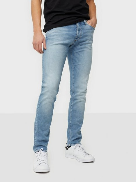 Jack & Jones Jjiglenn Jjicon Jj 657 50SPS Noos Jeans Blue Denim