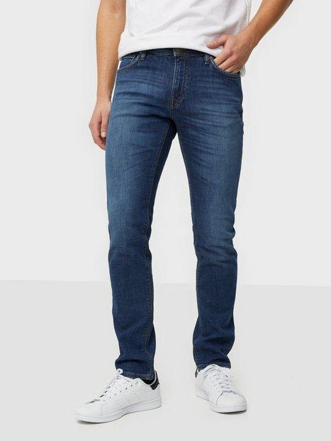 Jack & Jones Jjiglenn Jjfelix Am 566 Lid Noos Jeans Blue Denim