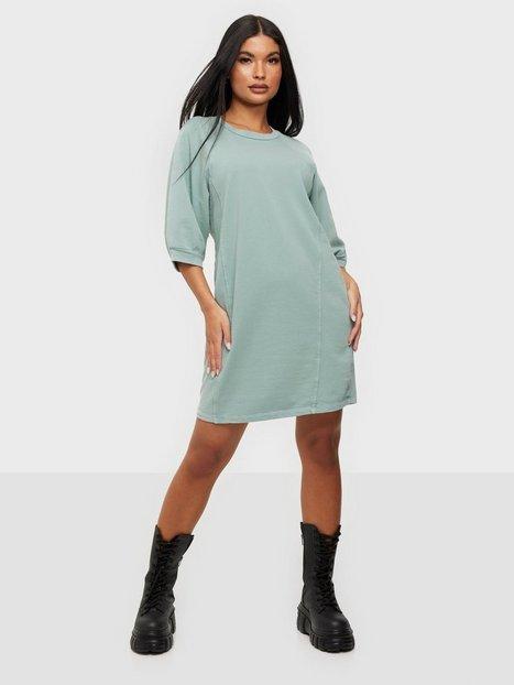 Noisy May Nmdaria Short Sweat Dress Bg Loose fit dresses