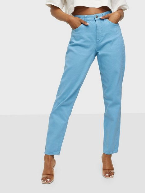 Only Onlveneda Life Mom Pant Pnt Allure