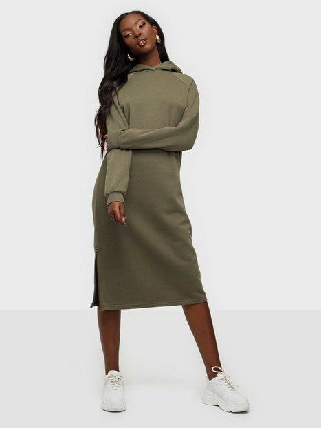 Noisy May Nmhelene L/S Sweat Dress Bg Noos Kjoler Kalamata