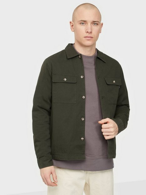 Only & Sons Onsilvio Life Ls Twill Overshirt Skjorter Peat