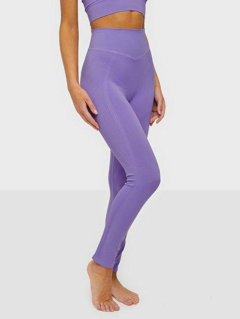 Pieces Pclunni Yoga Legging Lounge Loungewear Dahlia Purple