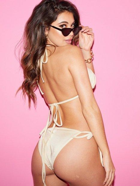 OW Intimates SHELLY Bikini Bottom Trusser Champagne