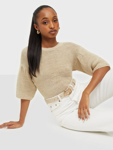 NLY Trend Cute Knitted Top T-shirts