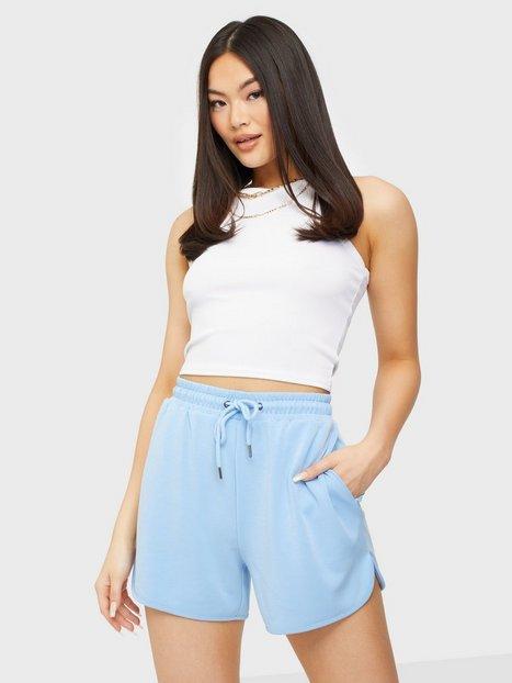 MOSS COPENHAGEN Terisa Merla Shorts Bukser & shorts Blue