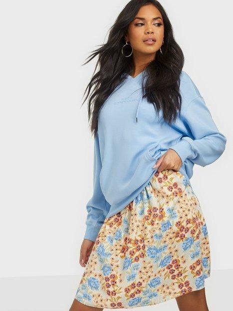 MOSS COPENHAGEN Ashlyn Raye Skirt AOP Midi nederdele