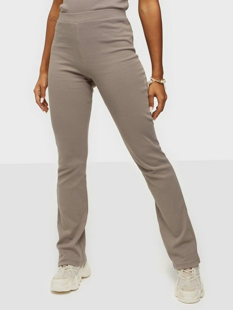 Pieces Pclobbie Hw Flared Pants Lounge Bc Loungewear