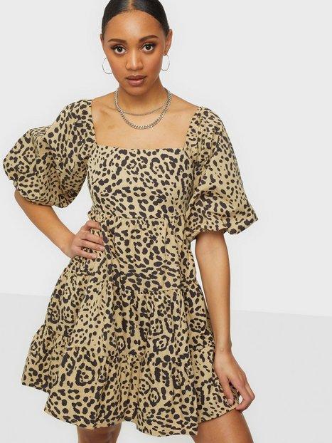 Faithfull the Brand Eryn Mini Dress Skater kjoler