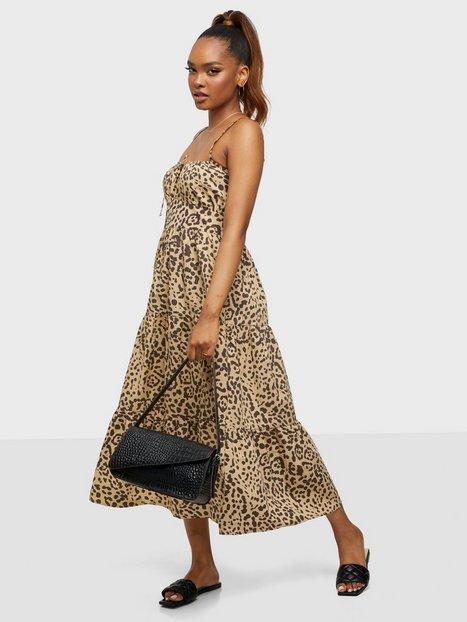 Faithfull the Brand Alexia Midi Dress Maxikjoler