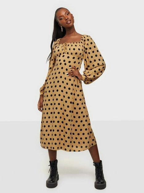 Faithfull the Brand Massima Midi Dress Loose fit dresses