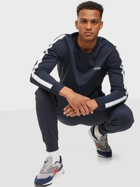 BOSS Heritage Sweatshirt 10199143 05 Trøjer Blue