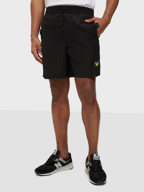 Lyle & Scott Ripstop Walkshort Shorts Jet Black