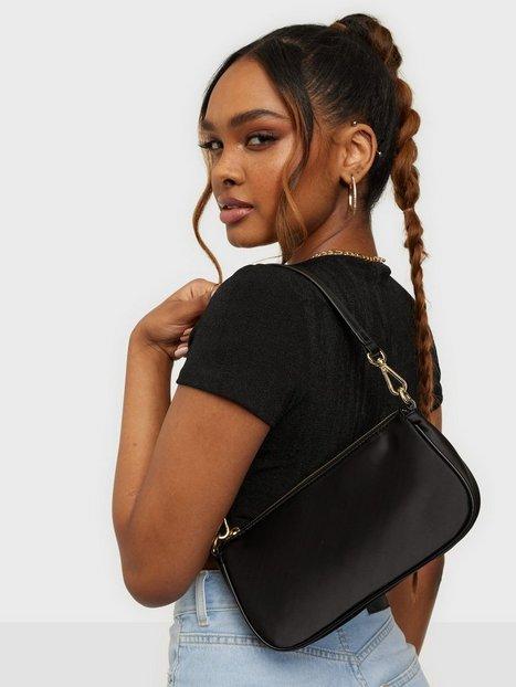 NLY Accessories It Is Back Bag Håndtasker Black