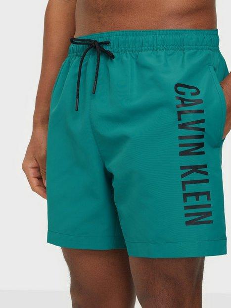 Calvin Klein Underwear Medium Drawstring Badetøj Green