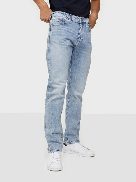 Tommy Jeans Ethan Rlxd Straight Albc Jeans Denim