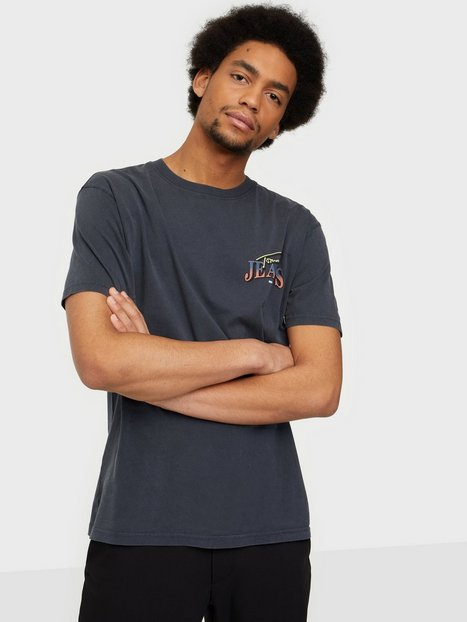 Tommy Jeans Tjm Diamond Back Logo Tee T-shirts & undertrøjer Black