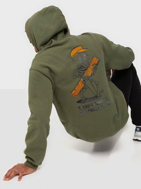 Superdry Workwear Hood Trøjer Leaf