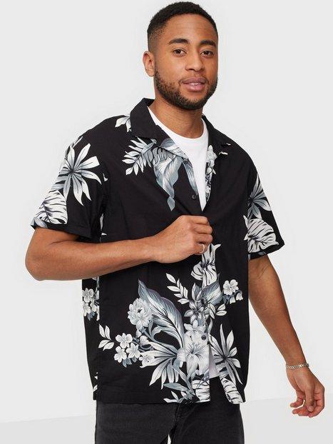 Superdry Hawaiian Shirt Skjorter Mønstret