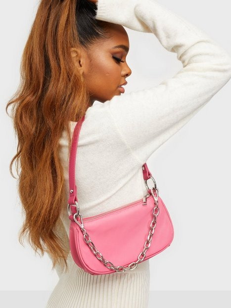 NLY Accessories Small Chain Bag Tasker Pink