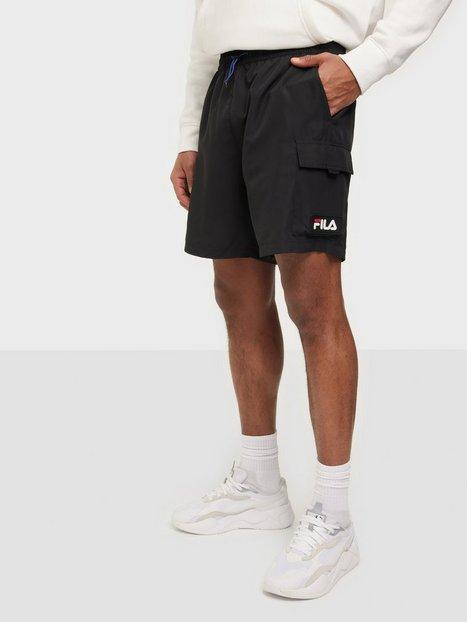 Fila MEN COLM Woven Shorts Shorts Black