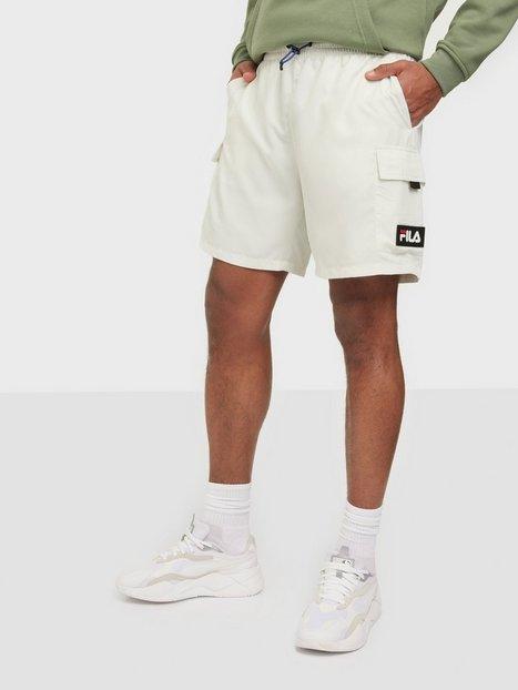 Fila MEN COLM Woven Shorts Shorts Blanc de Blanc