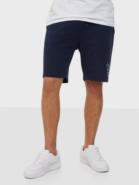 Fila MEN LUKE Sweat Shorts Shorts Black Iris