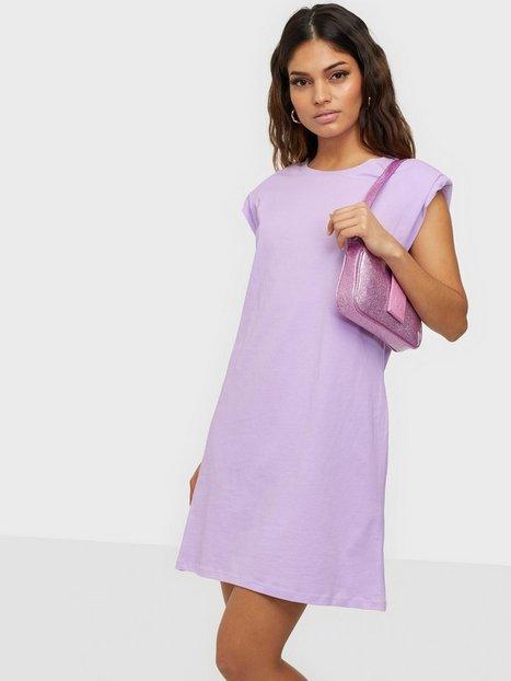 Only Onlpernille Shoulder Dress Jrs Loose fit dresses Orchid Bloom