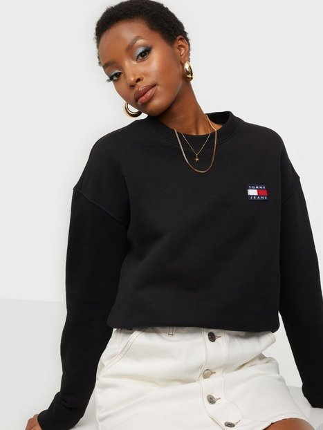 Tommy Jeans Tjw Relaxed Tommy Badge Crew Sweatshirts