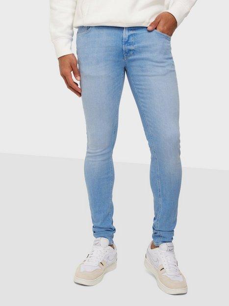 Jack & Jones Jjitom Jjoriginal Jos 810 50SPS Jeans Blue Denim