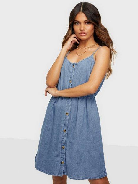 Vero Moda Vmflicka Strap Short Dress Ga Noos Skater kjoler
